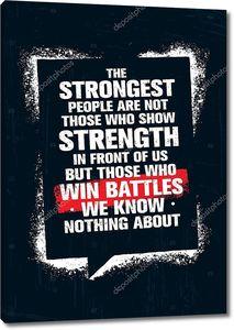 Мотивационные фраза Обои плакат концепция