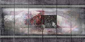 Панорама с интересной абстракцией