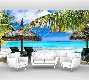 Тропический рай на острове Маврикий