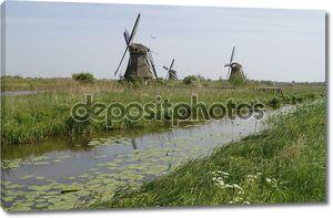 Мельница на Холланд Киндердейк