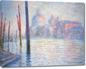 Моне Клод. Гранд-канал в Венеции, 1908 02