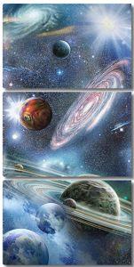 Планеты и вселенные