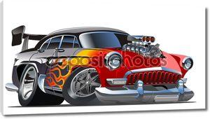 Машинка из мультфильма