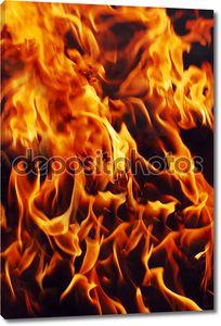 Текстуры пламени