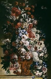 Андреа Бельведере. Букет, 1694 - 1700
