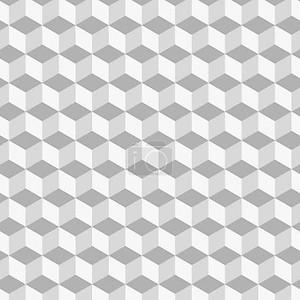 Векторная иллюстрация 3d фон из кубов