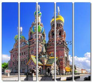 Церковь Спаса на крови, Санкт-Петербург, Россия