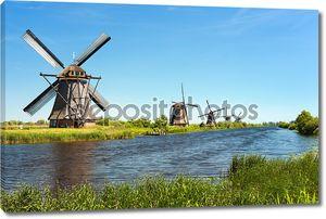 Ветряные мельницы в Киндердейке