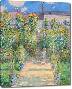 Моне, Сад художника в Ветее