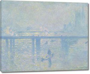 Клод Моне. Мост Чаринг-Кросс 1899