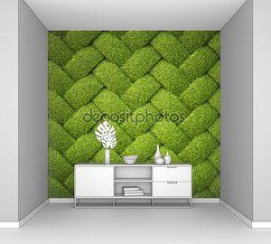 Зеленый переплет