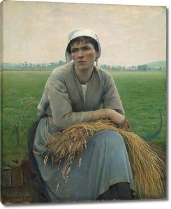 Норрегор  Аста. Жена фермера из Нормандии