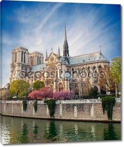 Нотр-Дам-де-Париж - Франция