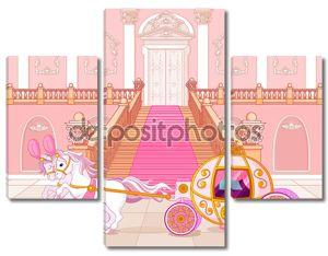 Розовая сказка перевозки