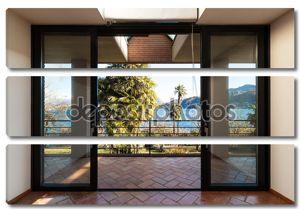 Архитектура, Панорама, видели с террасы