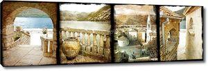 Старая Черногория - винтажный альбом