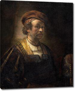 Мастерская Рембрандта. Портрет Рембрандта