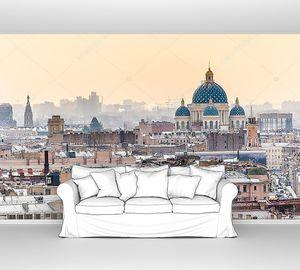 Санкт-Петербург и Троицкмй собор