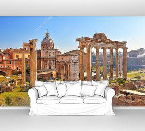 Римские развалины в Риме, Форум