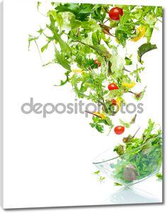 летающий салат