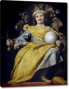 Кано Алонсо. Король Испании