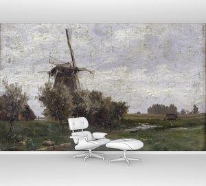 Аэс Карлос де. Ветряная мельница (Голландия)