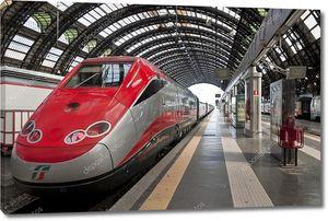 Платформа станции Milano centrale