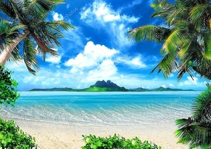 Волшебное побережье