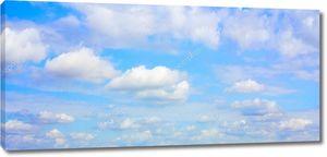 фон облаков неба