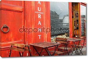 Французский закусочной в начале дня