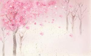 Облетает розовое дерево