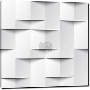 белый бесшовный фон геометрических бумага