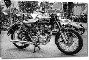 Мотоцикл Royal Enfield пуля 500 Классик