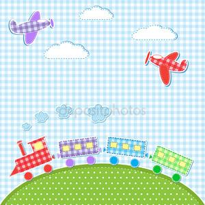 Самолеты и поезда