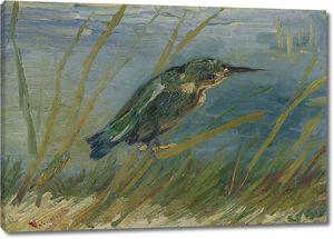 Ван Гог. Зимородок у воды