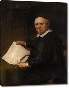 Рембрандт. Портрет Ливена Виллемса ван Коппенола