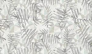 Узор из пальмовых листьев