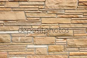 каменная стенная структура