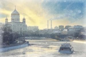 Собор Христа Спасителя в Москве