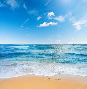 Берег у моря
