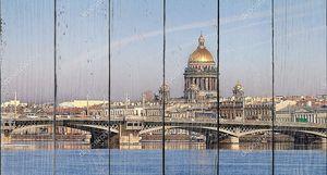 Река Нева с Исаакиевского собора