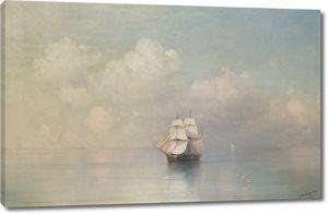Айвазовский. Спокойное море