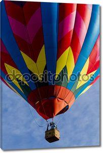 Летний фестиваль шаров