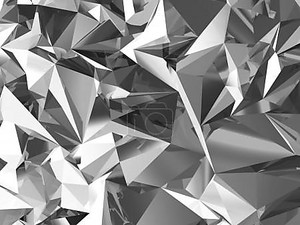 абстрактные кристалла аспект