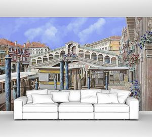 Венеция, канал