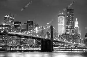 Нью-Йорк — Бруклинский мост