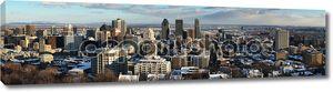 Обзор города Монреаля