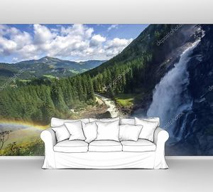 Водопады Кримммля