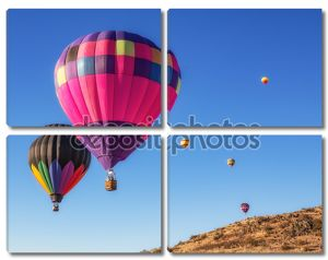 Воздушные шары и Falg