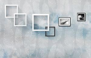 Фоторамки на стене